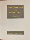 Mary Baker Eddy: Her Spiritual Precepts, Volume Four