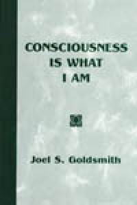 Consciousness Is What I Am (1969 Letters) by Joel Goldsmith