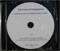 M16 - The Power of Thanksgiving