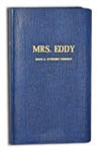 Mrs. Eddy, by Hugh A. Studdert-Kennedy