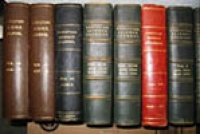 Christian Science Journal individual volumes & individual volumes of the Christian Science Sentinel