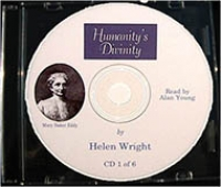 Humanity's Divinity, by Helen Wright