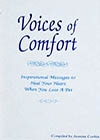 Voices of Comfort?Inspirational Messages to Heal Your Heart When You Lose a Pet, by Jeanine Corbin