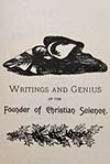 Writings and Genius of the Founder of Christian Science ? by Hanover P. Smith