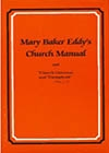 Mary Baker Eddy's Manual & Church Universal & Triumphant, by Helen M. Wright